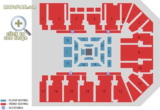 O2 Arena London Seating Plan Boxing Brokeasshome Com