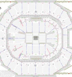 seating plan on arena stage diagram concert stage in the round [ 2200 x 2030 Pixel ]