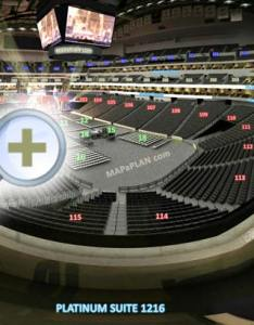 American Airlines Arena Seating Chart : american, airlines, arena, seating, chart, American, Airlines, Dallas, Seating, Chart