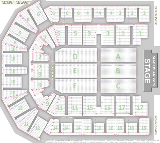 Barclay Arena Seating Chart Birmingham   Brokeasshome.com
