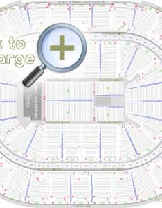 Detailed seat row numbers end stage concert sections floor plan map arena lower upper level layout also smoothie king center  seating chart rh mapaplan