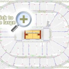Ncaa Basketball Court Diagram Hair Color Placement Consol Energy Center Seat & Row Numbers Detailed Seating Chart, Pittsburgh - Mapaplan.com