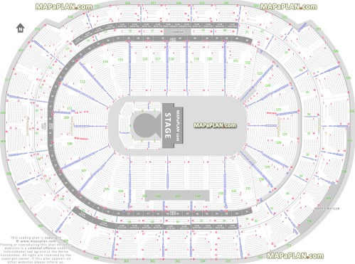 small resolution of circus by cirque du soleil exact seating map showing how many seats in a row private loge suite boxes sunrise bb t center seating chart