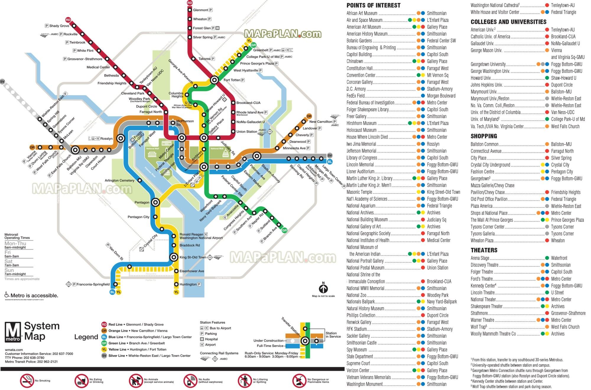 hight resolution of metrorail metro lines transit subway underground tube diagram railway train union station shopping malls washington dc
