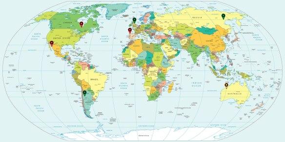 mapa mundi imantadozul