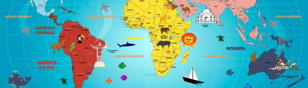 mapa mundi infantil 18B2