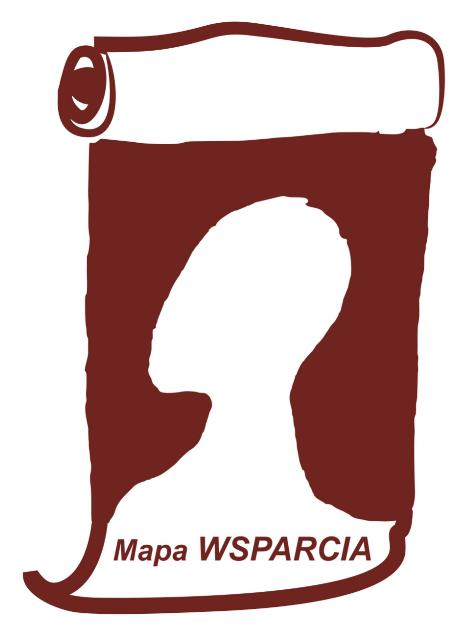logo projektu mapa wsparcia