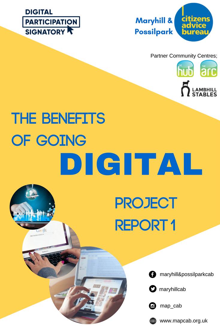 Digital Project Reports