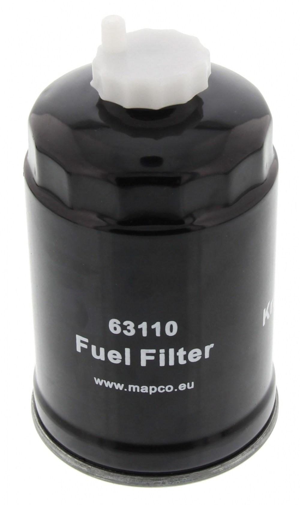 medium resolution of mapco 63110 fuel filter