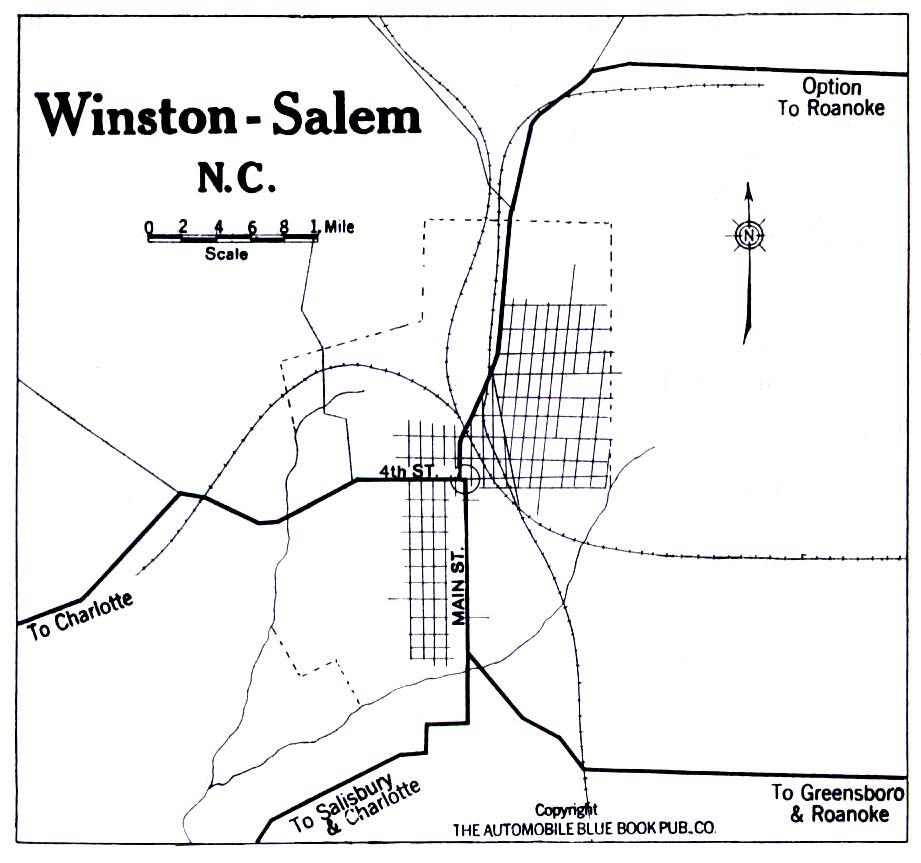 Download Free North Carolina Maps