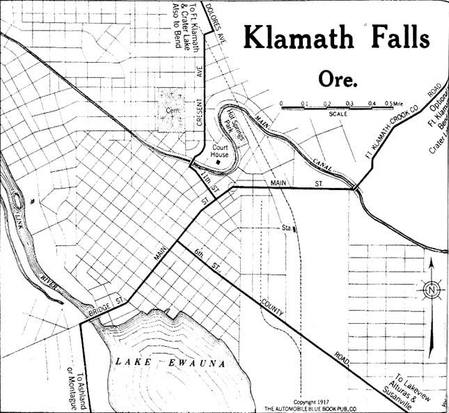 Download Free Oregon Maps