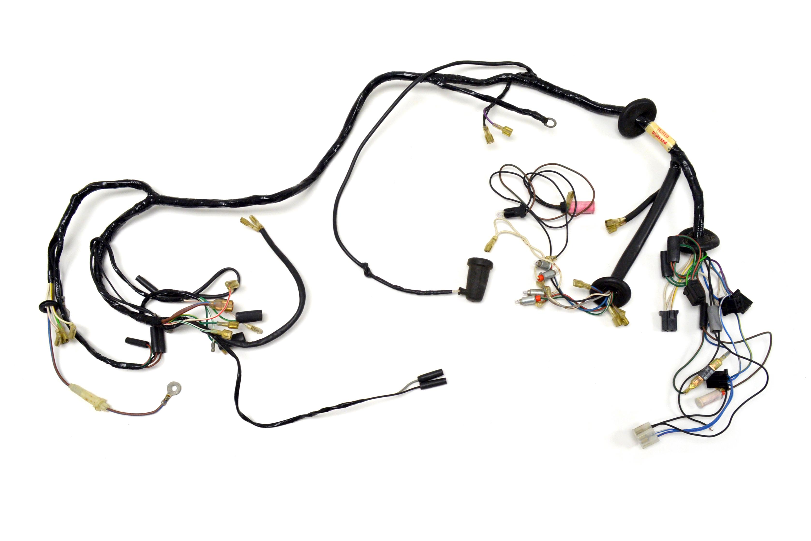 6 Volt Wiring Harness