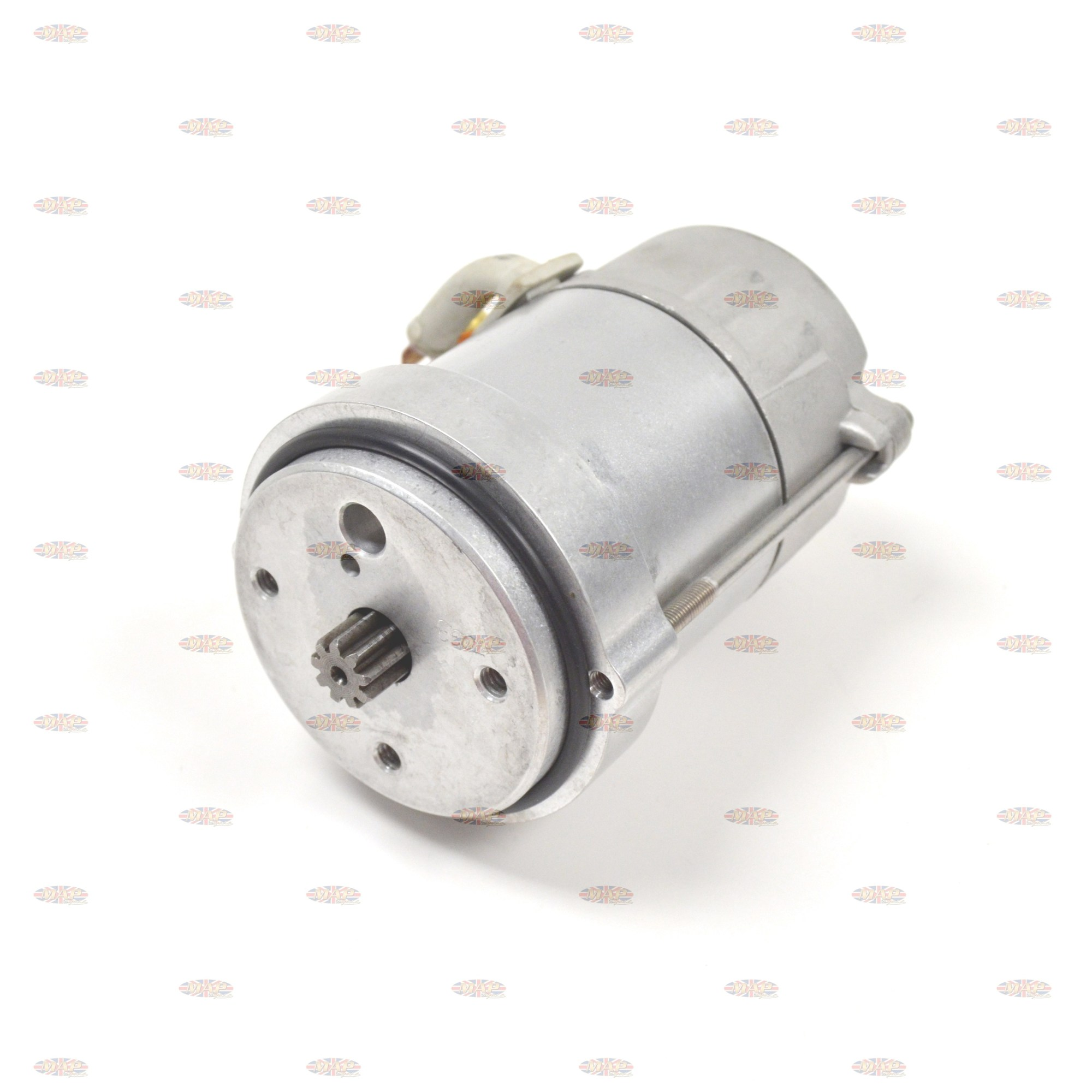 hight resolution of norton commando mkiii heavy duty electric starter motor 06 4791 b