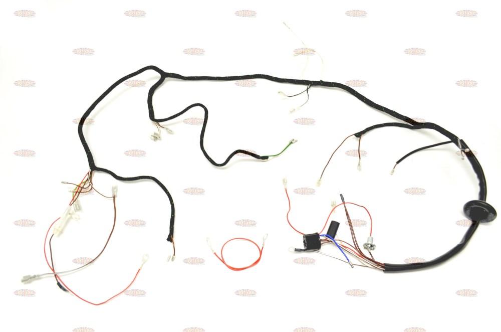 medium resolution of triumph 1967 t90 t100 t120 tr6 uk made quality wiring harness triumph t100r wiring