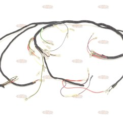 1971 Triumph Tr6 Wiring Diagram Guest Battery Switch 73 T120 Bonneville Tiger Uk Made Main