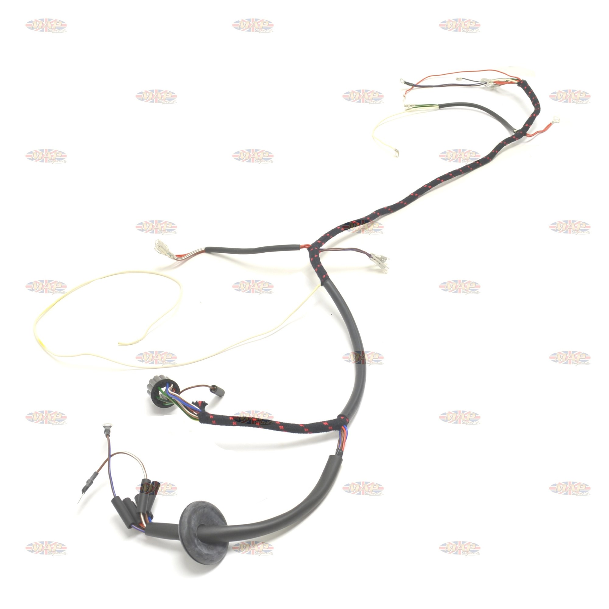 hight resolution of norton 1964 67 650ss 750 atlas uk made 12 volt wiring harness ford 9n 12 volt wiring harness 12 volt wiring harness