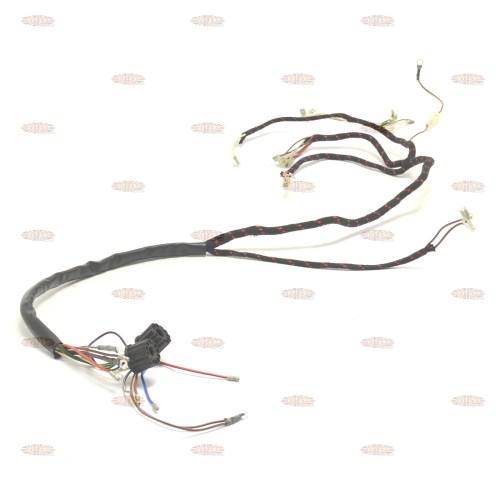 small resolution of bsa 1966 67 a50 a65 uk made 12 volt wiring harness john deere 4020 12 volt wiring harness 12 volt wiring harness