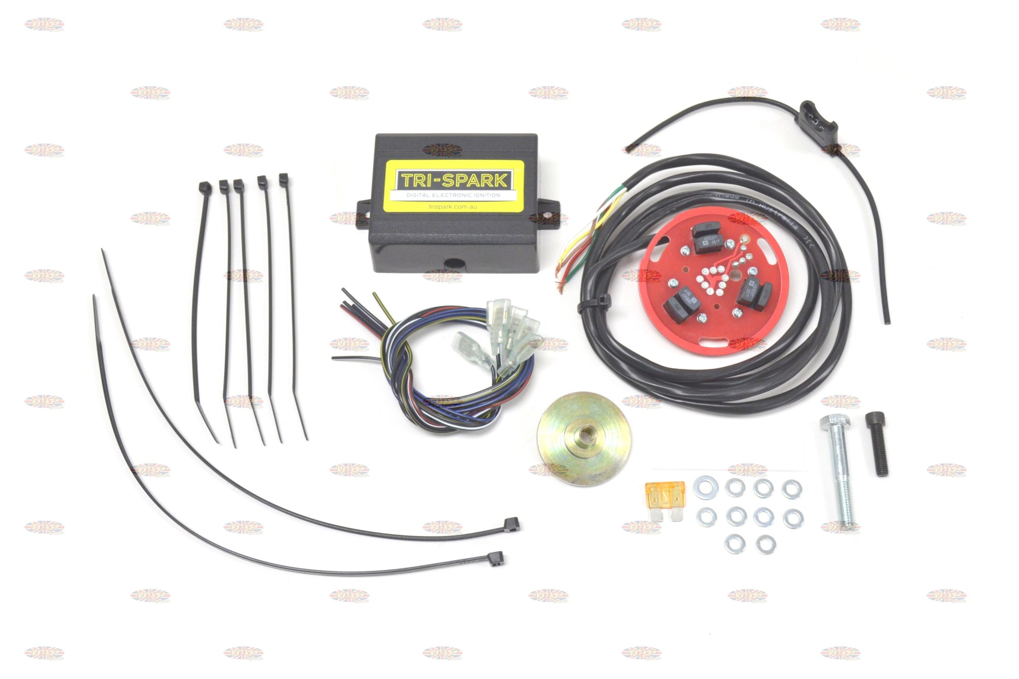hight resolution of tri spark triumph trident bsa rocket 3 digital electronic ignition rh mapcycle com triumph motorcycle electronic ignition boyer bransden electronic ignition