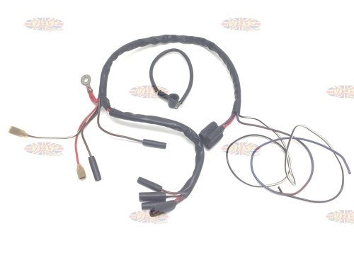 small resolution of triumph 1959 62 t20s tiger cub oe genuine lucas wiring harness 54094090