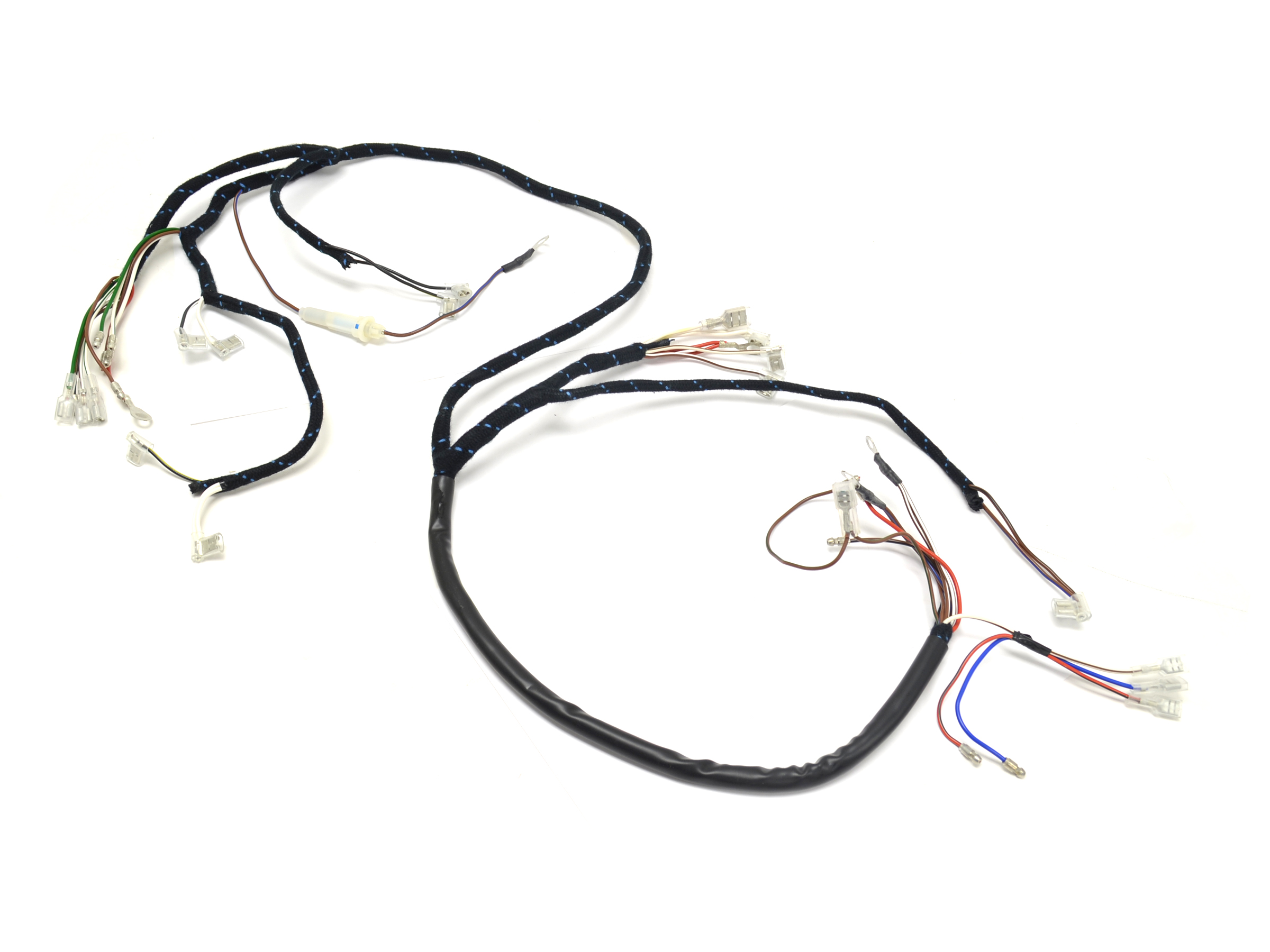 BSA 1968-69 A50 A65 English-Made 12-Volt Wiring Harness