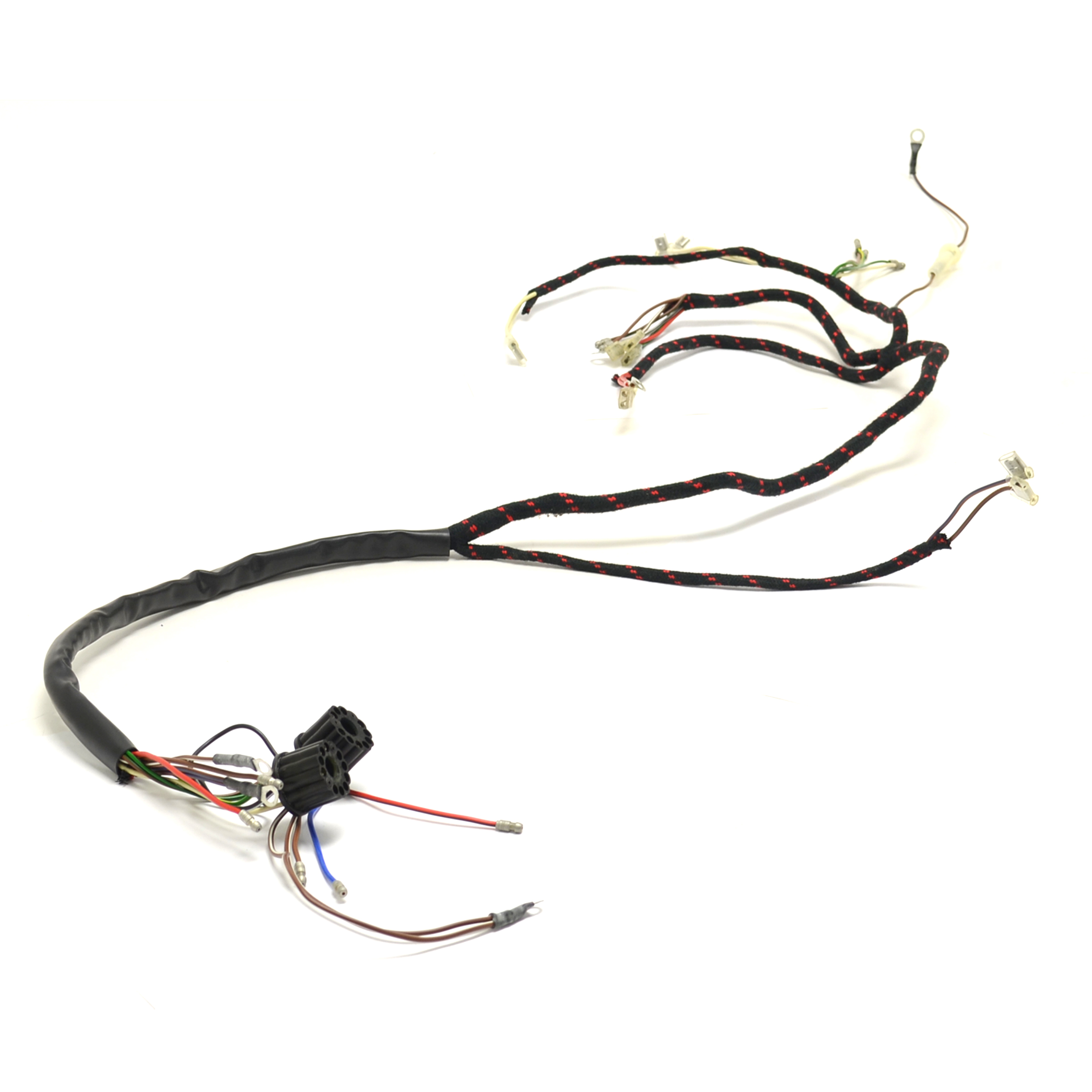 Bsa 67 A50 A65 Uk Made 12 Volt Wiring Harness H040