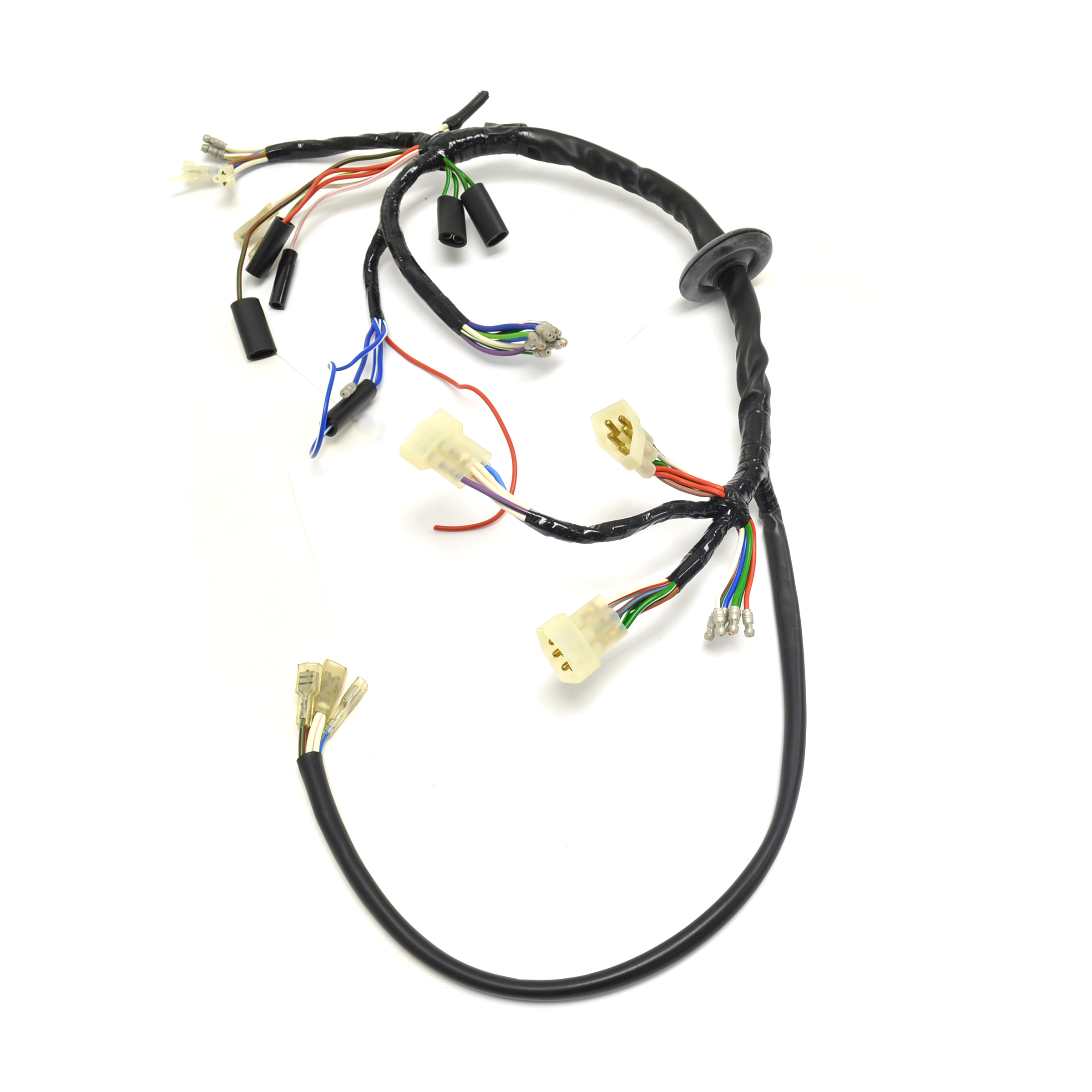 Wiring Harness Norton Commando Wrapping Auto Electrical Diagram 1975 77 Mkiii Headlight