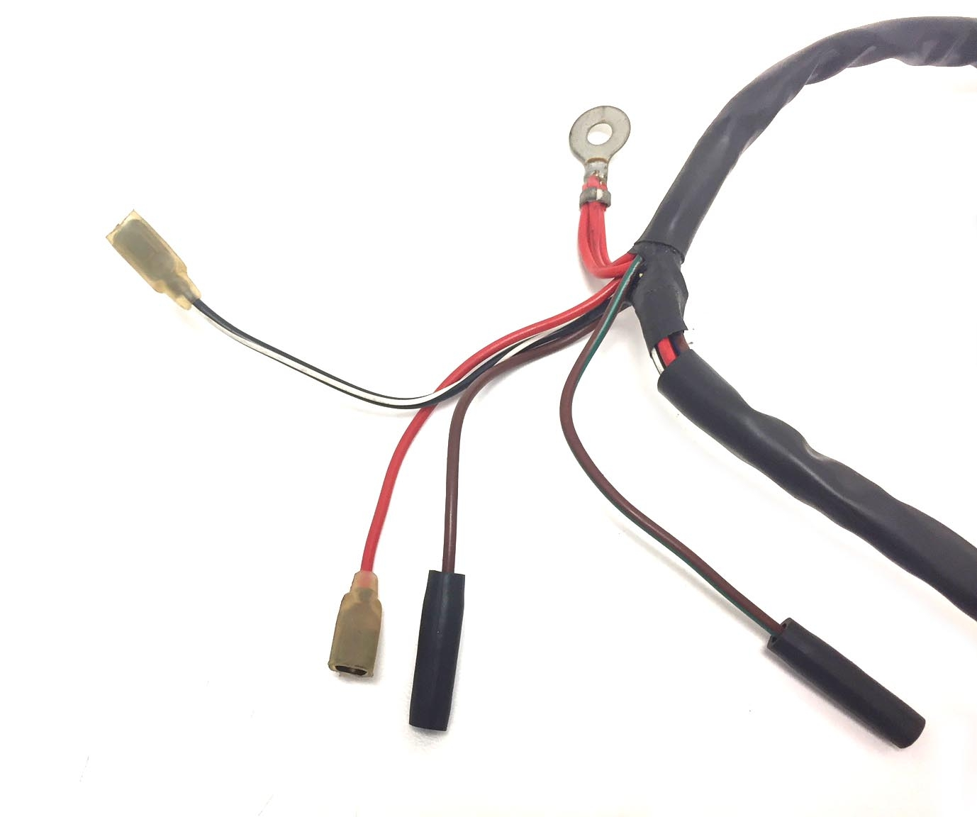 hight resolution of triumph t20s cub wiring harness