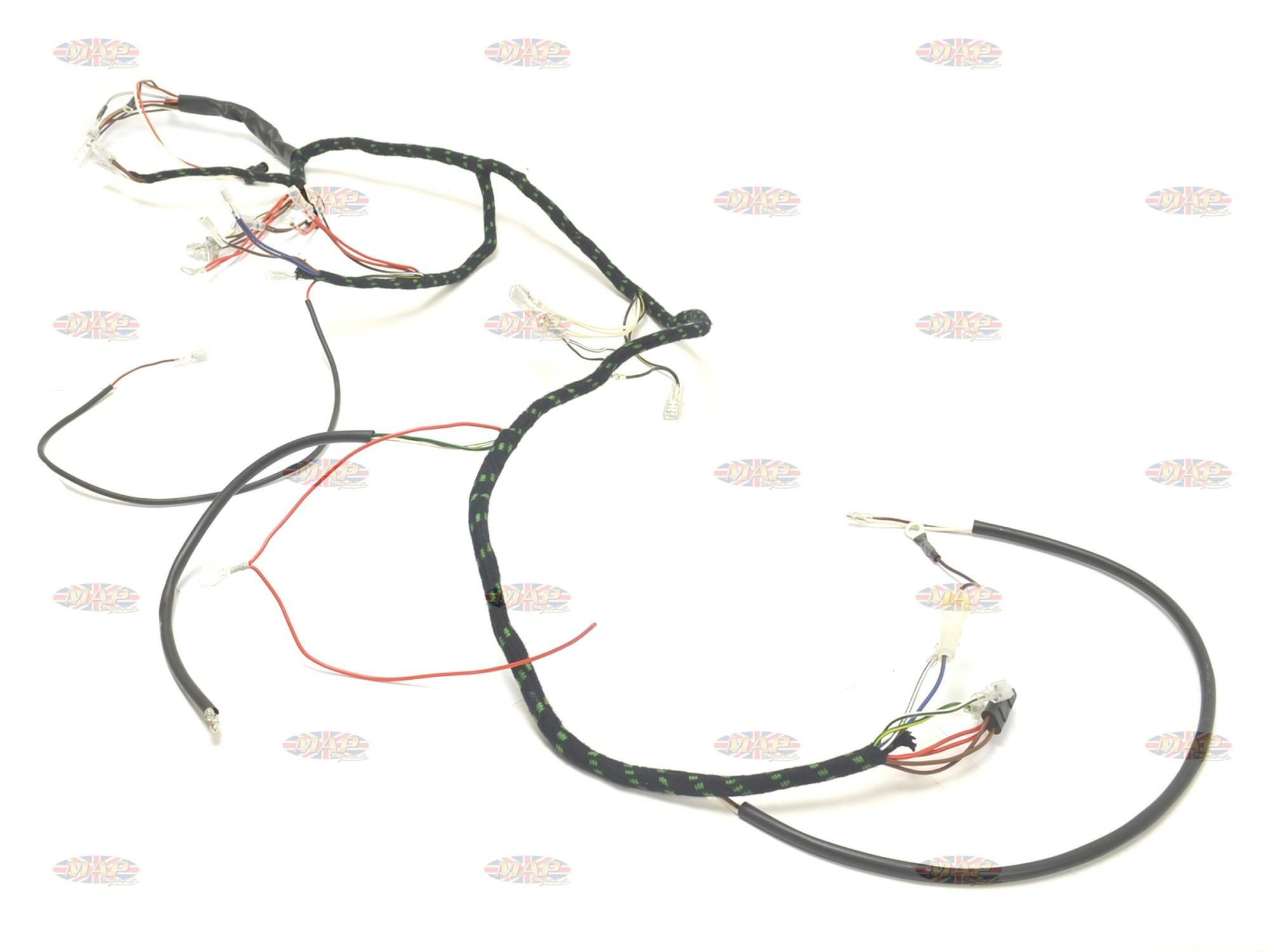 hight resolution of tr250 wiring diagram austin healey wiring diagram wiring austin healey 3000 triumph tr4