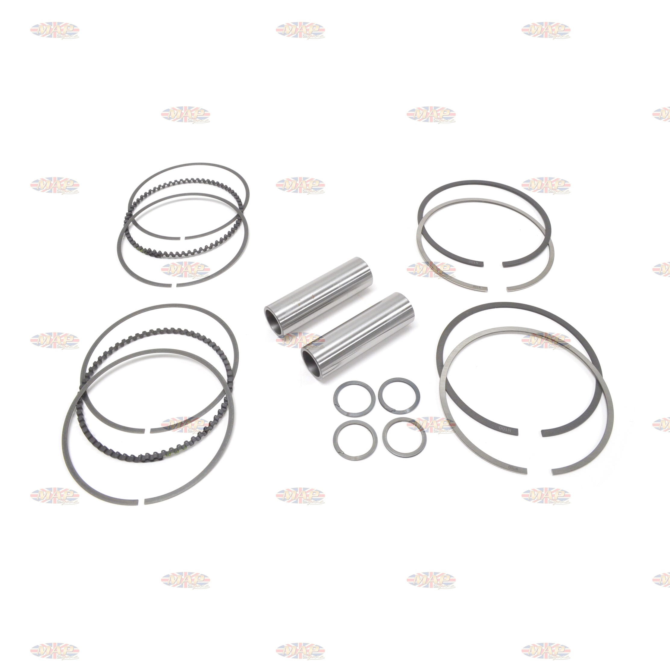 Triumph T140 Billet Piston Set
