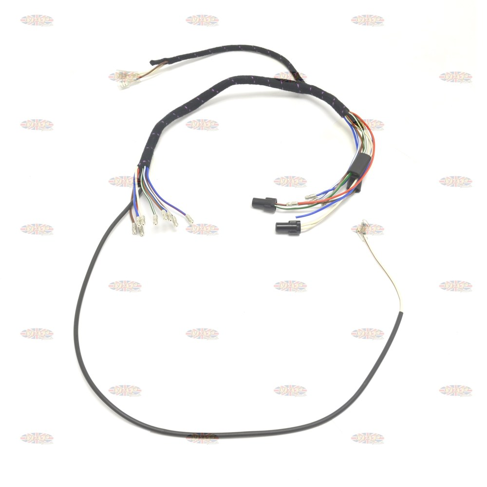medium resolution of wiring diagram triumph spitfire mk 31974 triumph tr6 wiring schematics triumph spitfire wiring