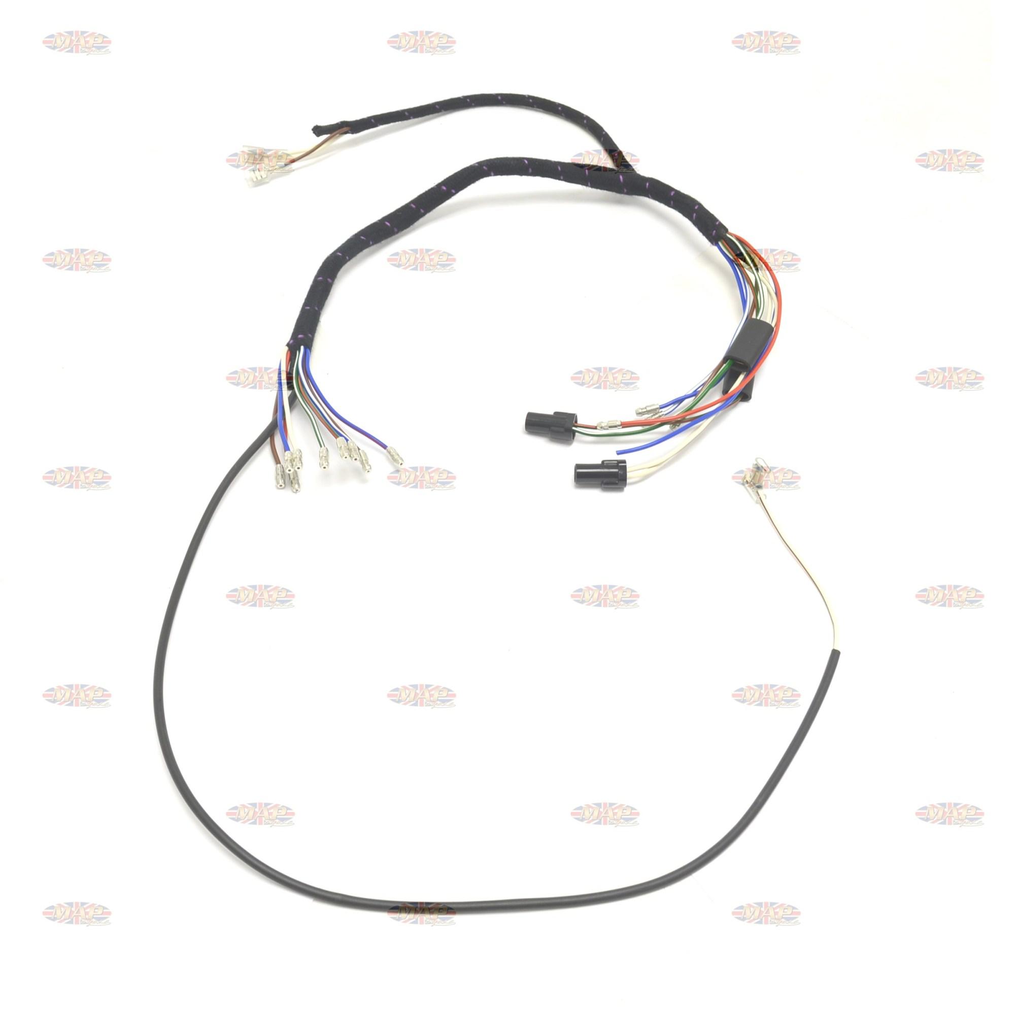 hight resolution of wiring diagram triumph spitfire mk 31974 triumph tr6 wiring schematics triumph spitfire wiring