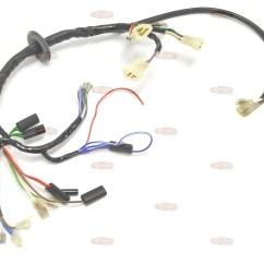 Norton Commando Wiring Diagram Lutron 3 Way Dimmer Harness For A 77 23 Images