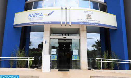 نارسا.. محاضر المراقبة التقنية السنوية الإيجابية للمركبات المسلمة ابتداء من 12 يونيو صالحة لمدة سنة كاملة