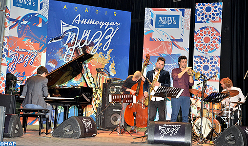 Agadir vibre aux rythmes et sonorités de son Anmoggar N'jazz