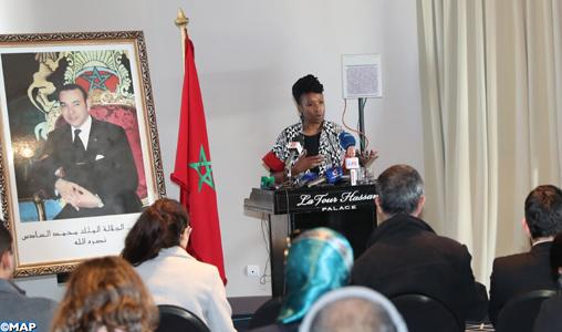 Droits des migrants: une responsable onusienne salue les efforts du Maroc