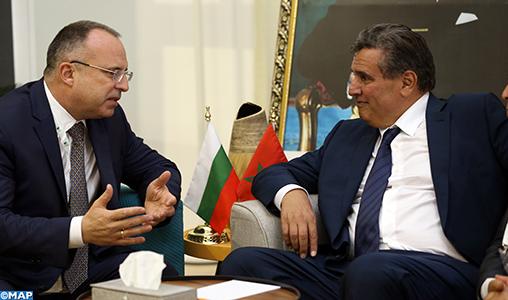 Agriculture: Le Maroc et la Bulgarie examinent les moyens de promouvoir les échanges commerciaux