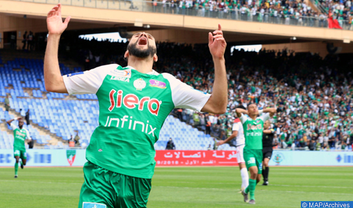 Throne Cup: Raja qualifies for the quarterfinals at the expense of Ittihad Sidi Kacem (2-0)