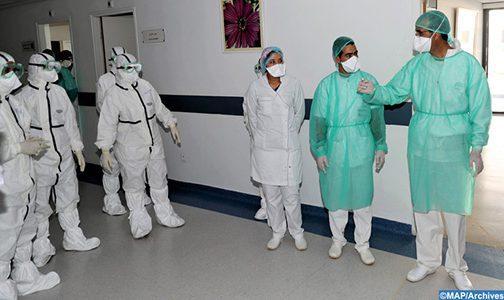 Covid-19/Souss-Massa : 2 nouveaux cas confirmés, 71 au total (DRS)