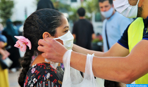 Agadir-Ida Outanane: Larges campagnes de sensibilisation anti-coronavirus
