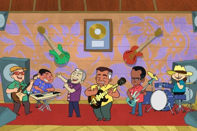 Músicos Paraenses Viram Super Heróis Em Série Animada Da Tv