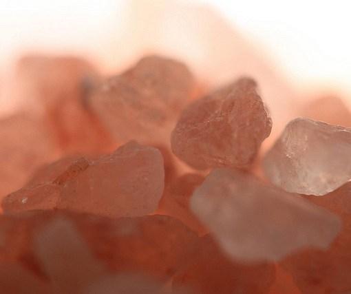 sel cristallin de l'Himalaya