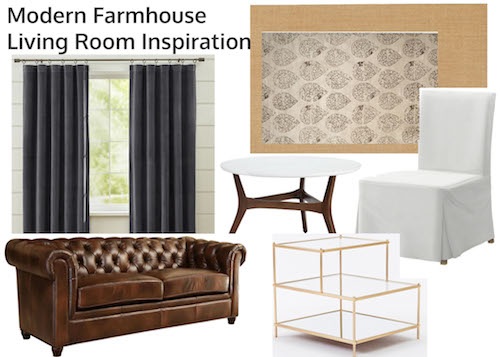 Modern Farmhouse Living Room Design Ideas Maple And Greige