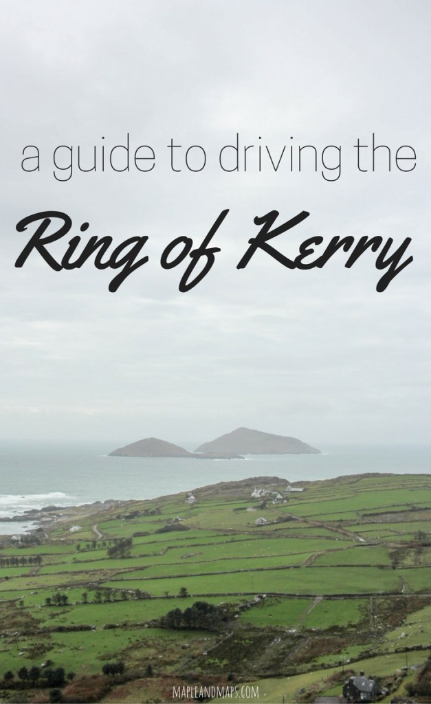 A Guide to Driving the Ring of Kerry