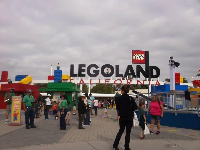 Legoland vs Disneyland | Best of California Sights | Maple and Marigold