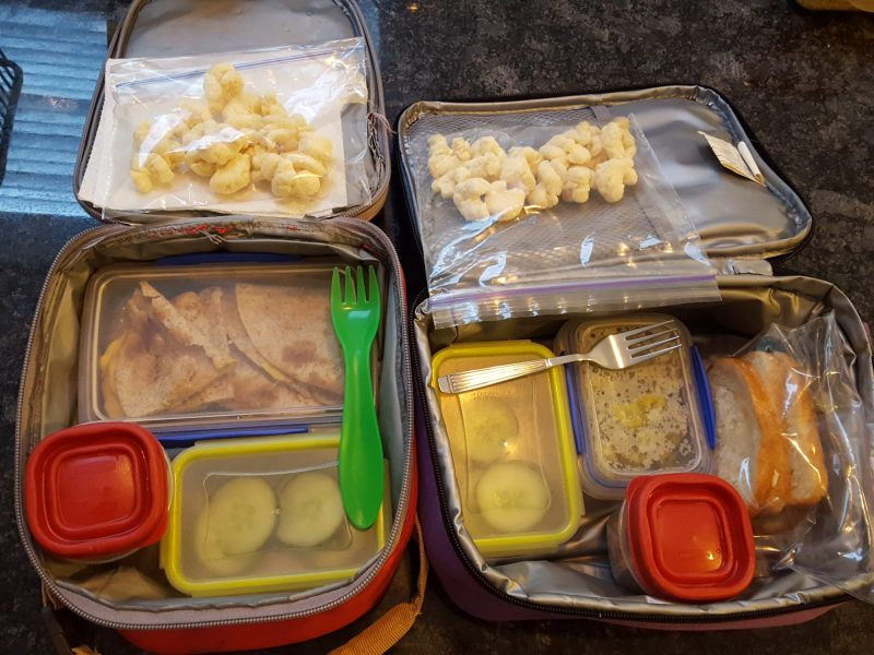 Meal Prep ideas from Maple and Marigold
