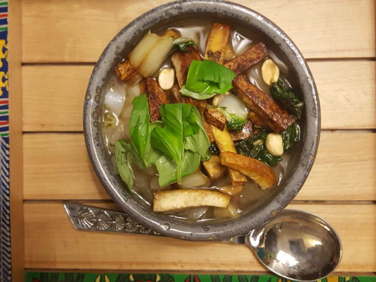 Vietnamese-Style Pho: comfort food that my kids love