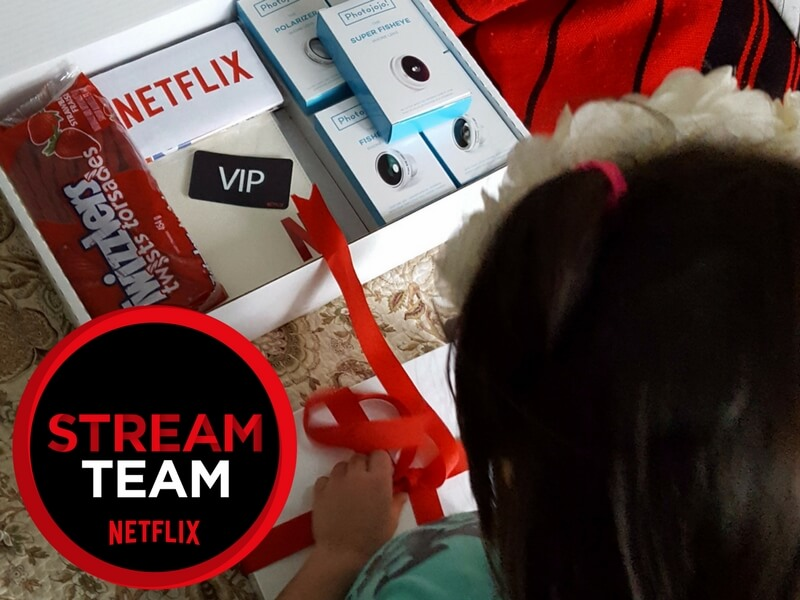 Netflix #StreamTeam | Maple and Marigold