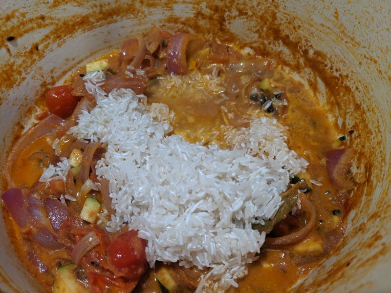 Shortcut turkey biryani | Easy weeknight dinners with turkey | Maple and Marigold