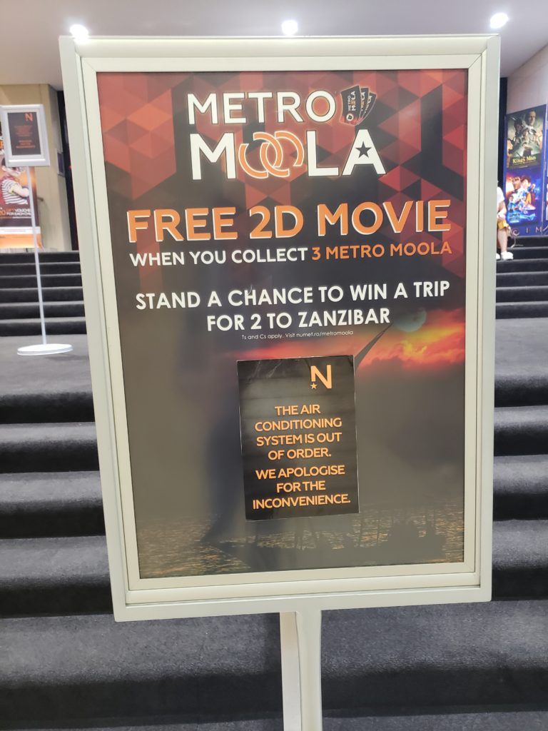 Movie Theatres in South Africa