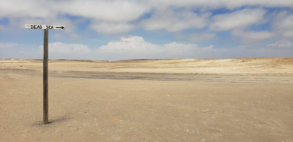 Namibian Road Trip Dead Sea Swakopmund
